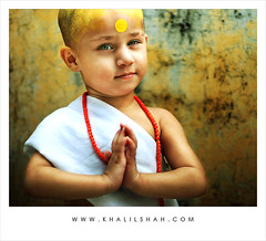 Swami (khalilshah) Tags: pakistan india kid leader spiritual swami guru beauitful lovelyphotos nikonstunninggallery blackribbonicon peoplesofindia