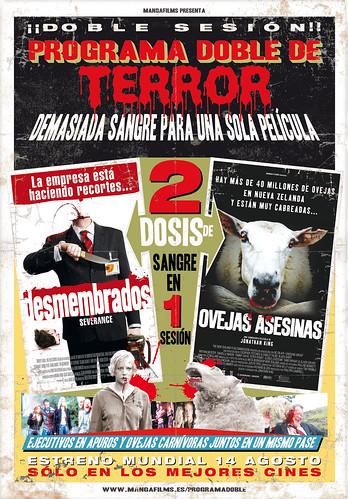 Manga Films revoluciona el verano de cine con 'Programa Doble de Terror'