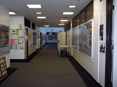 The Animation Hall at CalArts