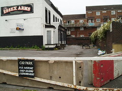 The Essex Arms (captainzep) Tags: london pub e17 walthamstow forestroad deadpubs essexarms