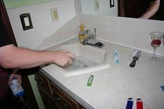 IMG_2508.JPG (drapelyk) Tags: party me bathroom fire lighter goingawayparty hangingout pyromaniac