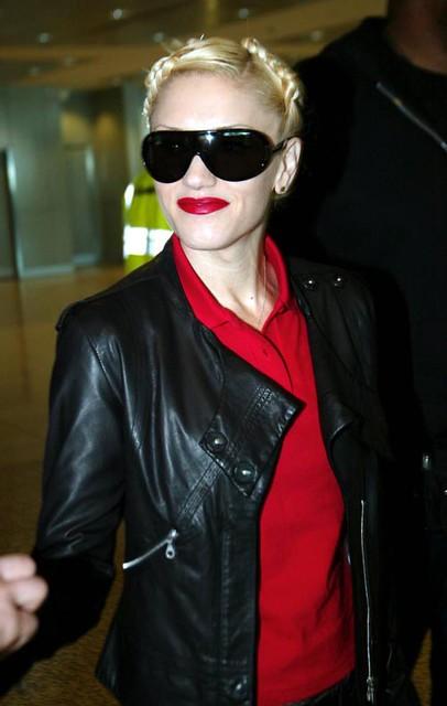 Gwen Stefani in Australia by ivemetgwenstefani