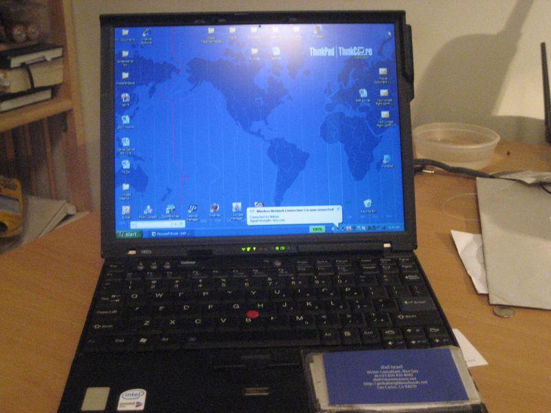 Lenova Thinkpad X60