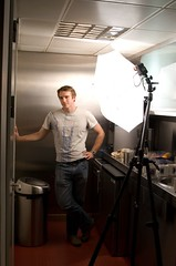 Kitchen Set-Up Shot