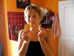 Very Special K (salsicce) Tags: puglia colazione stupore cereali