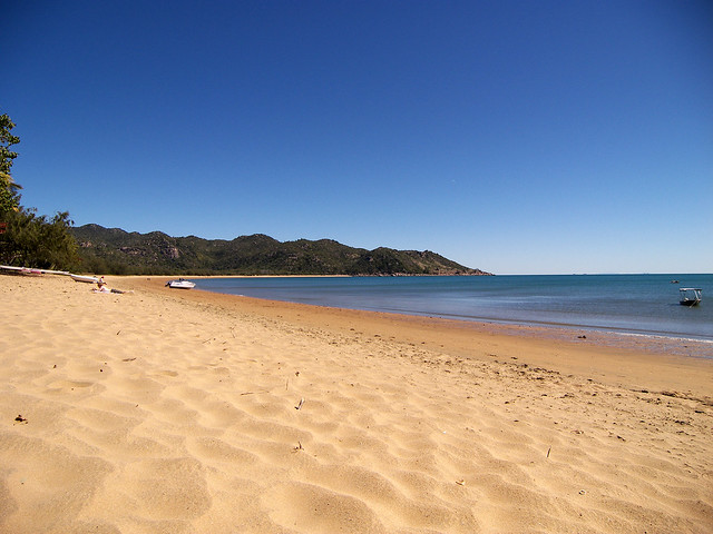 Magnetic Island Beach Townsville