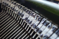 Cyrillische typemachine