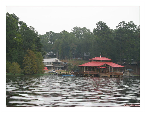 Fishing Pier at Wildwood Resort - Toledo Bend 03