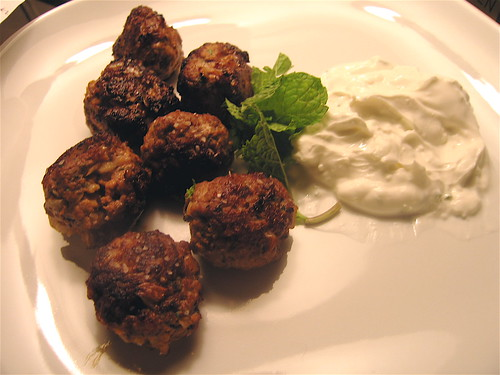 Tags: meatballs , Moroccan , Patricia Wells