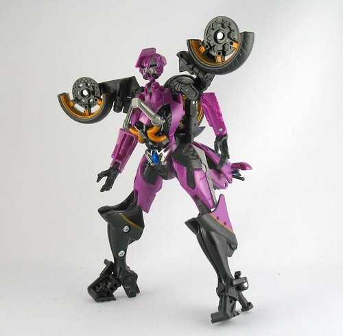 Transformers Movie Arcee (Bot Mode)