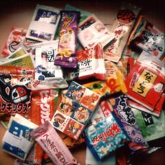 Thanks Kenji (*YIP*) Tags: japanese candy sweet food sweets variety kodak pro film mediumformat 120 6x6 square iso160 kiev60 yipchoonhong