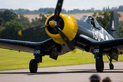 Duxford_Flying_Legends_198 (John_Kennan) Tags: slr 20d plane canon eos fighter aircraft aeroplane duxford duxfordflyinglegends2007