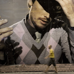 Welcome to my home page (Gilad Benari) Tags: urban man fashion advertising poster israel telaviv different billboard  gilad streen adlai     israelphotos artlibre benari homur  adifferentlookatisrael homurous