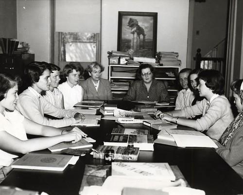 Lockwood's American Culture seminar in 1953