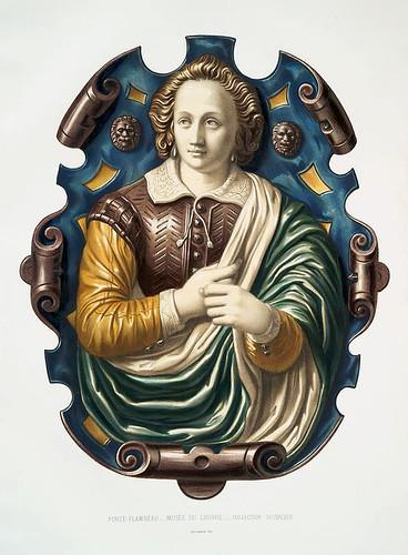 020-Porta velas-Museo del Louvre-Monographie de l'oeuvre de Bernard Palissy…1862
