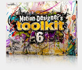 [Футажи]Digital Juice - Motion Designer's Toolkit 6 (ISO)[MOV]