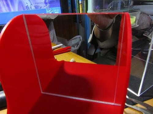 壓克力鏡面收藏盒-裡頭還有一面鏡子.JPG