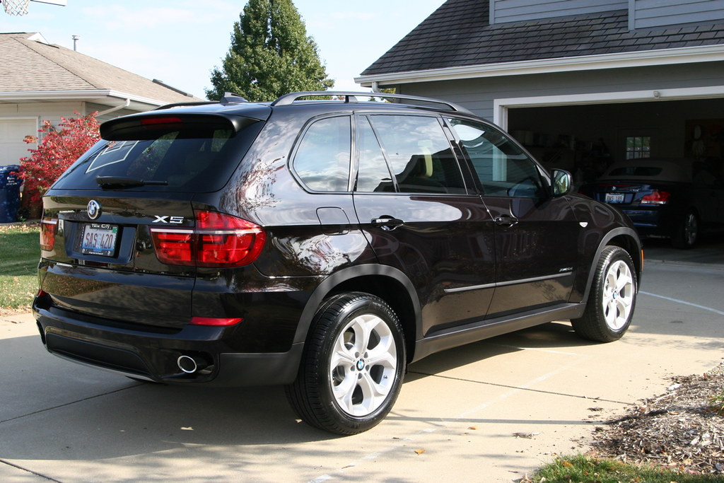 Our new Ruby Black X5 35d