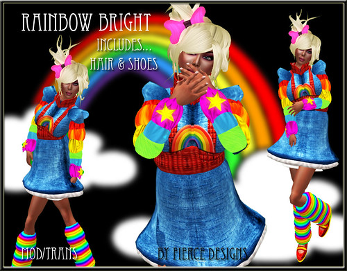 rainbow bright (adult)