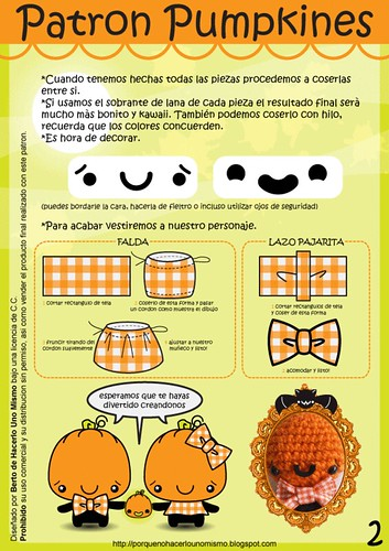 Patron Pumpkines p.2 berto!