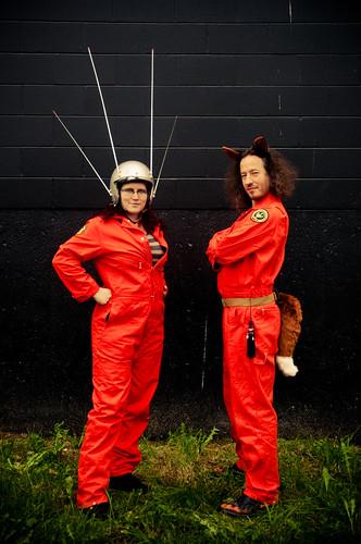Cosmonauts!