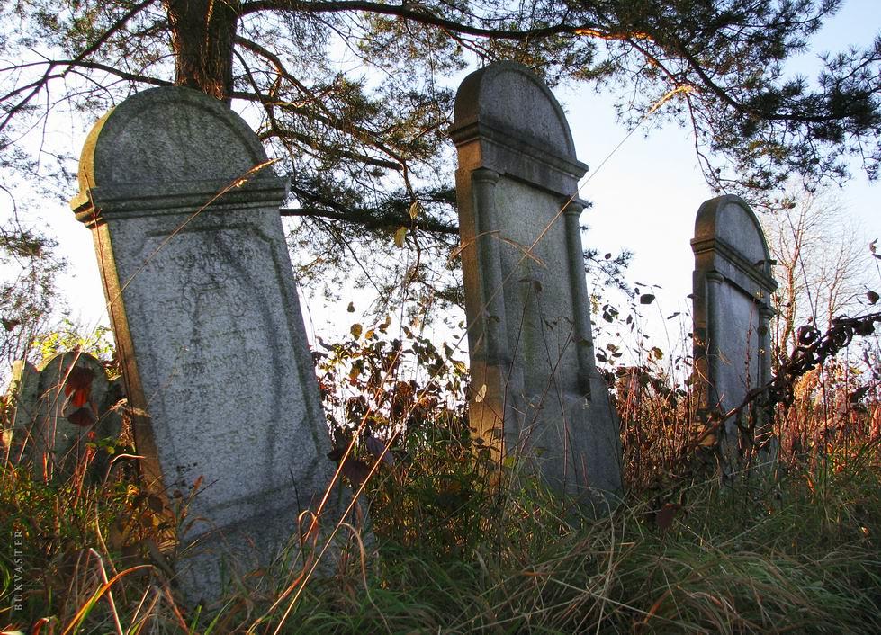 jewish cemetery 3, eastern Slovakia