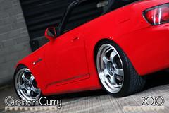 Honda S2000 (Graham Curry Photography) Tags: honda s2000 rota powerflow carbon convertable vtec v tec rwd drift