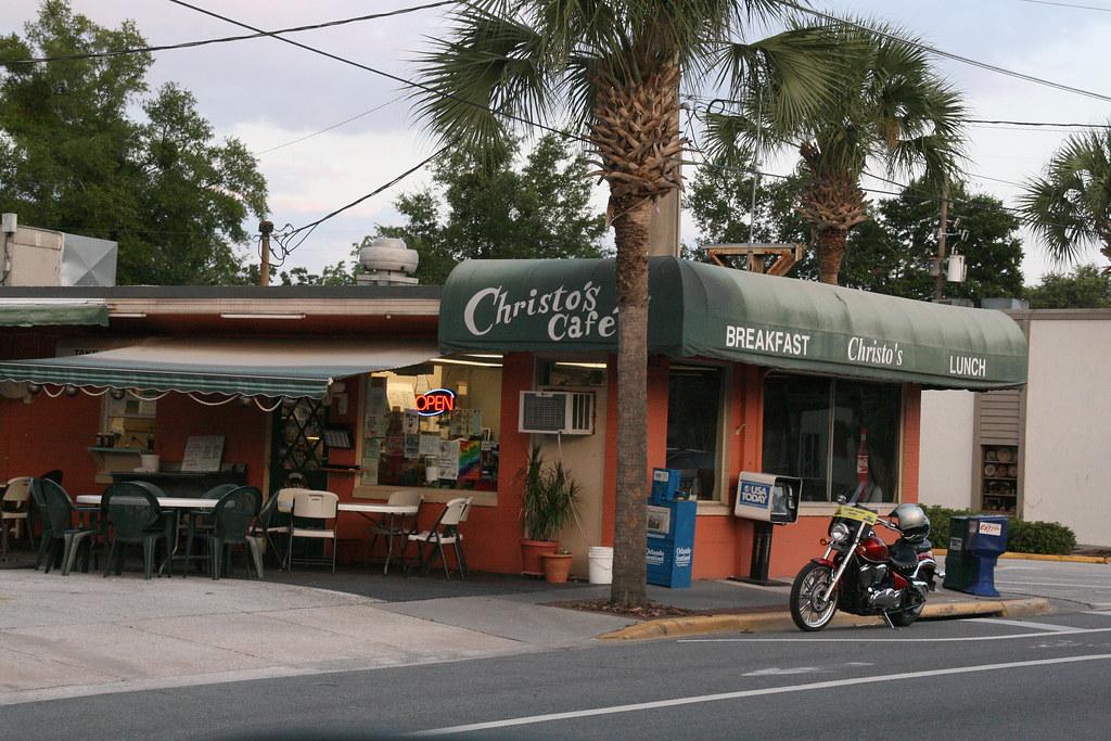 Cristo's Cafe - Did Jack Kerouac eat here?