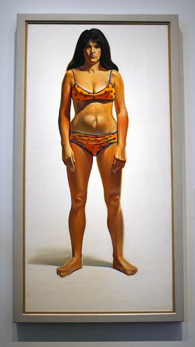 wayne thiebaud paintings. Wayne Thiebaud - Bikini