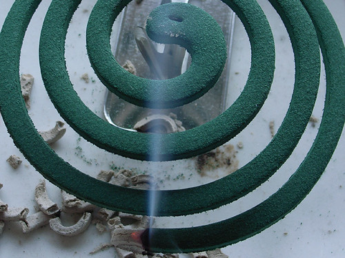 蚊取り線香 Mosquito coil