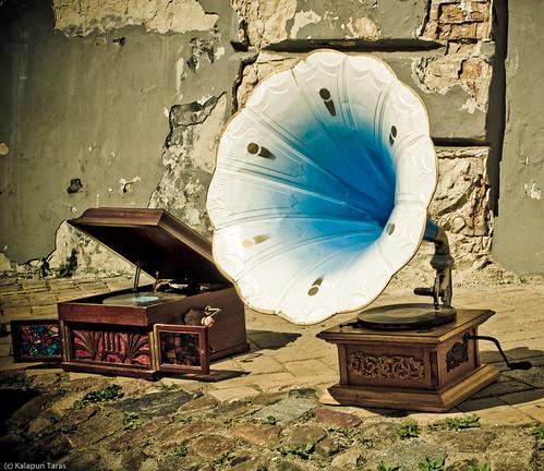 beginning of a Music by Taras Kalapun.