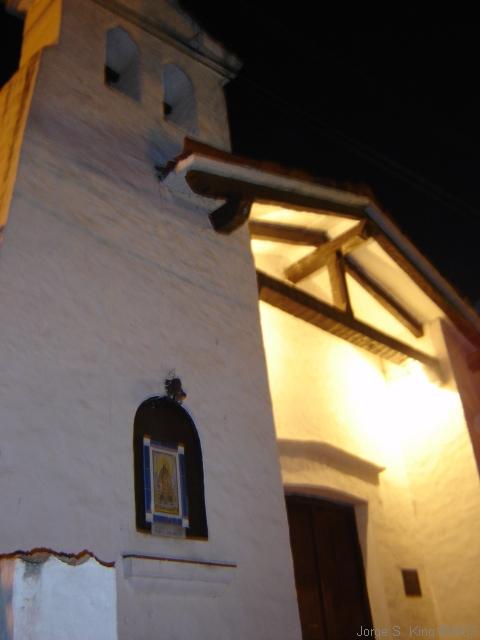 Capilla de La Montonera