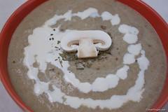 Mushroom cream - by VeganWarrior