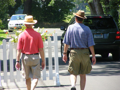 Men With Hats