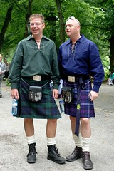 Kilts at Stockholm Pride - by CharlesFred