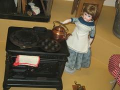 Antique miniatue dolls' house (blind_donkey) Tags: norway museum miniatures dolls dollshouse antiquetoys