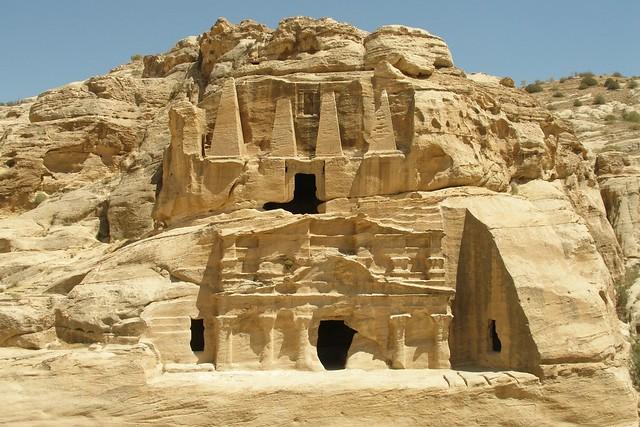Petra, Jordan (2007-06-056)