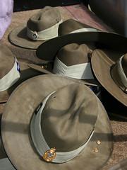 Troops' Hats (princess_sears) Tags: troops apec gardenisland