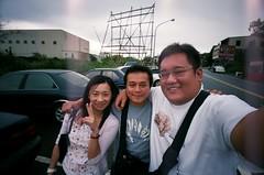 18420035 (Trukuman) Tags: friends taiwan    17mm  republicofchina konicawaiwaiwide fujifilmxtra400  17mmlens taichungcity wadan  taichungtrip tachiatownship