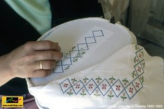 álbum de artesanía textil en Picasa