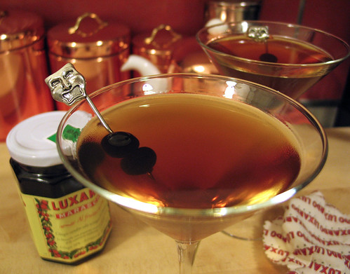 A Top-Shelf Manhattan