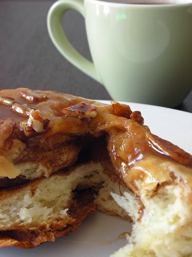 sticky buns-- insides