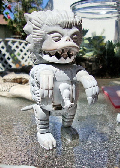 Paul Kaiju Custom Zinkalon Garamon 2.0
