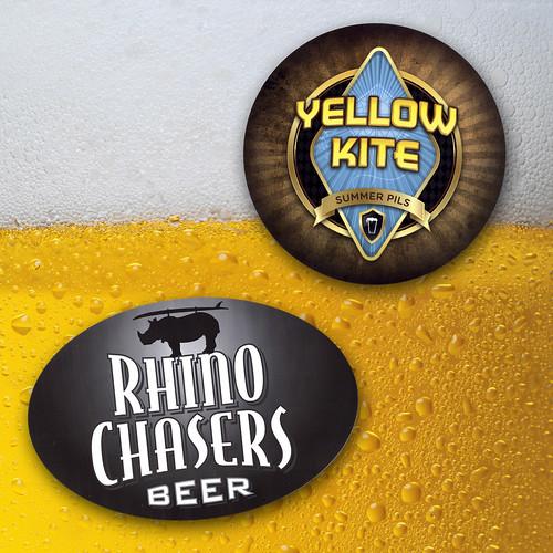 Rhino Chasers/Yellow Kite
