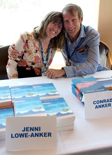 Conrad & Jenny Lowe Anker