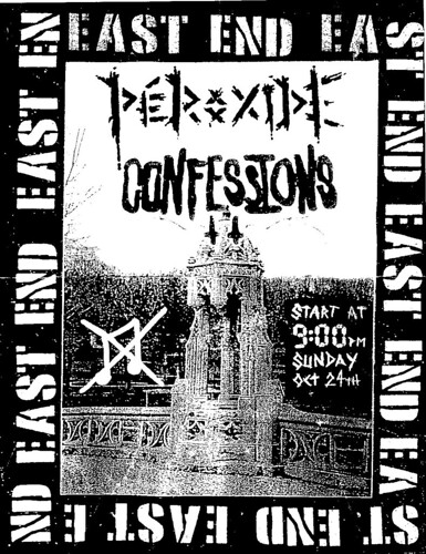 10/24/10 Peroxide + Confessions