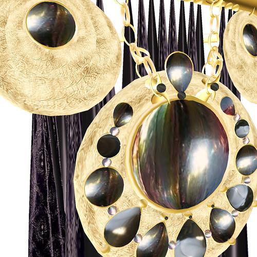 Susa detail - obsidian
