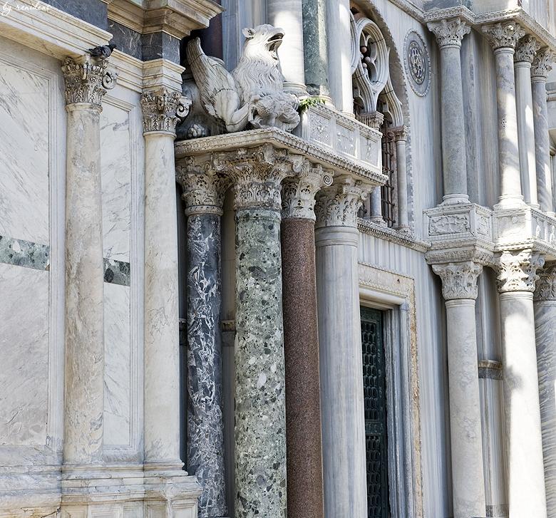 Basilica di San Marco - columns