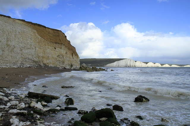Towards Cuckmere Haven