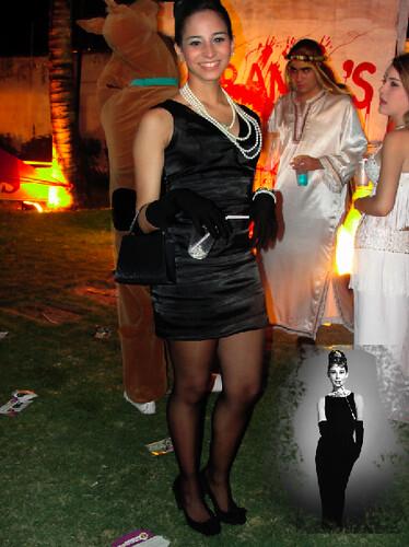 Marinna Castelar - Halloween do Varanda's 06/11/10